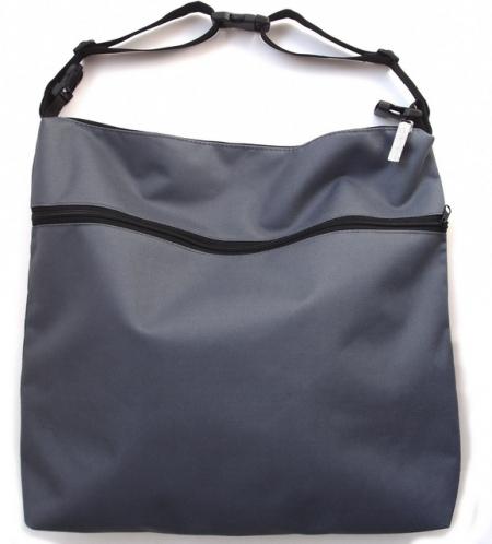 taška ku kočíku Pinkie Dark Grey