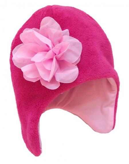 čiapočka  Sno Flower Pink