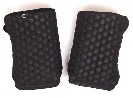 rukavice na kočík Big Comb Black