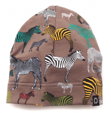 čiapočka Bugee Zebra