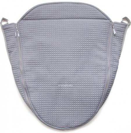 zateplený nánožník Small Grey Comb