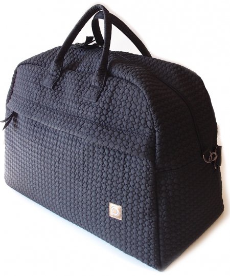 cestovná taška Small Black Comb