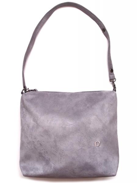 malá taška Suede Grey