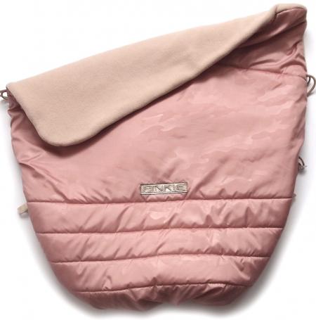 zateplená sťahovacia deka Pinkie Pink Camo