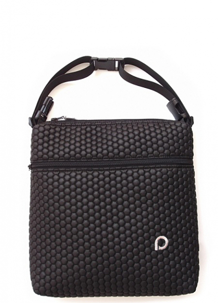 malá taška ku kočíku Black Comb