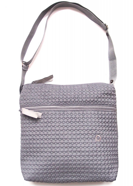 malá taška Small Grey Comb-crossbody