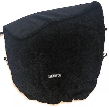 deka so sťahovaním Pinkie Soft Black