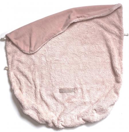 deka so sťahovaním Pinkie Soft Pink