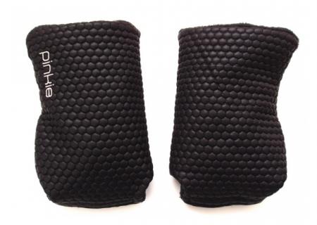 rukavice na kočík Black Comb