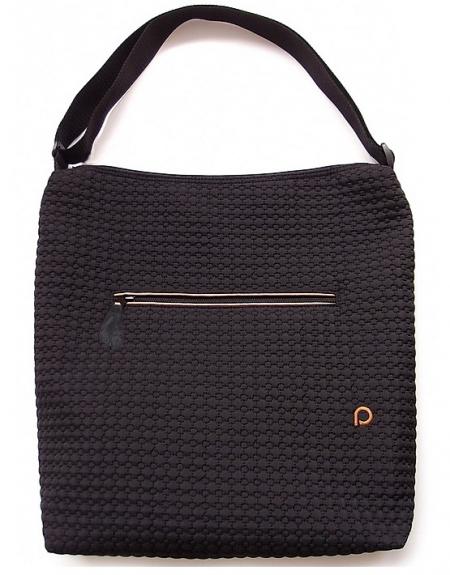 veľká taška na kočík Small Black Comb