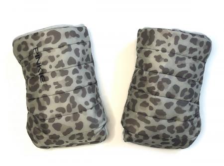 rukavice na kočík Animal Grey