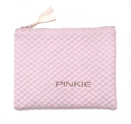 kozmetická taštička Diamond Light Pink