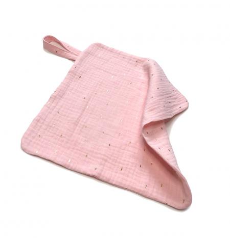 žinka Pinkie Muslin Light Pink