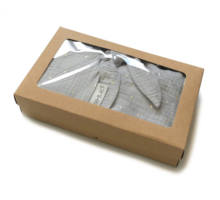 darčekový set Muslin Grey