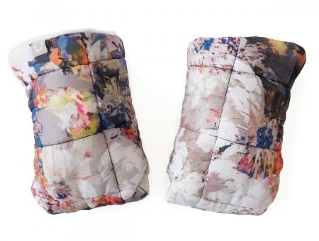 rukavice na kočík Bugee Flower