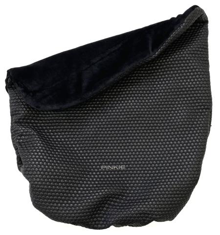 zateplená sťahovacia deka Black Comb