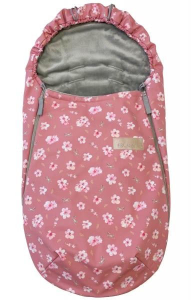 fusak Bugee Softshell Pink Rose-ľahký