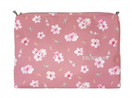 univerzálna taštička Softshell Pink Rose
