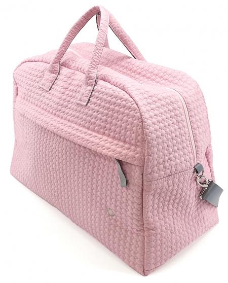cestovná taška Small Pink Comb