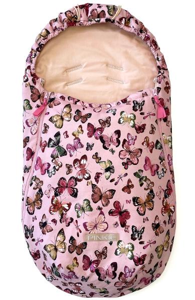fusak Butterfly Pink BIO-ľahký