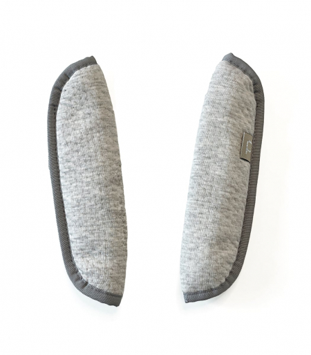 ochrana na pás Grey Quilt