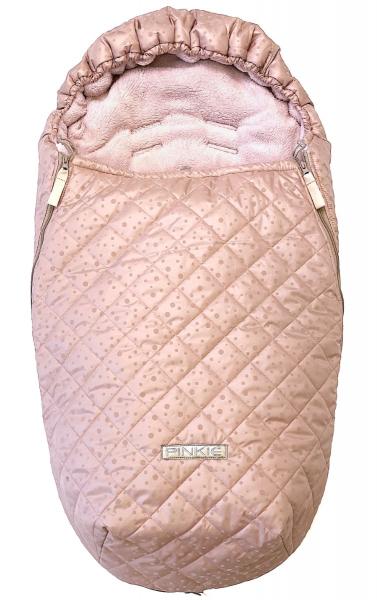 fusak Pinkie Soft Pink Dots