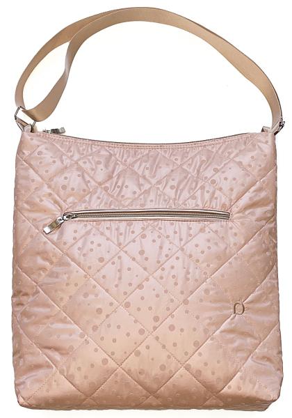 veľká taška na kočík  Soft Pink Dots