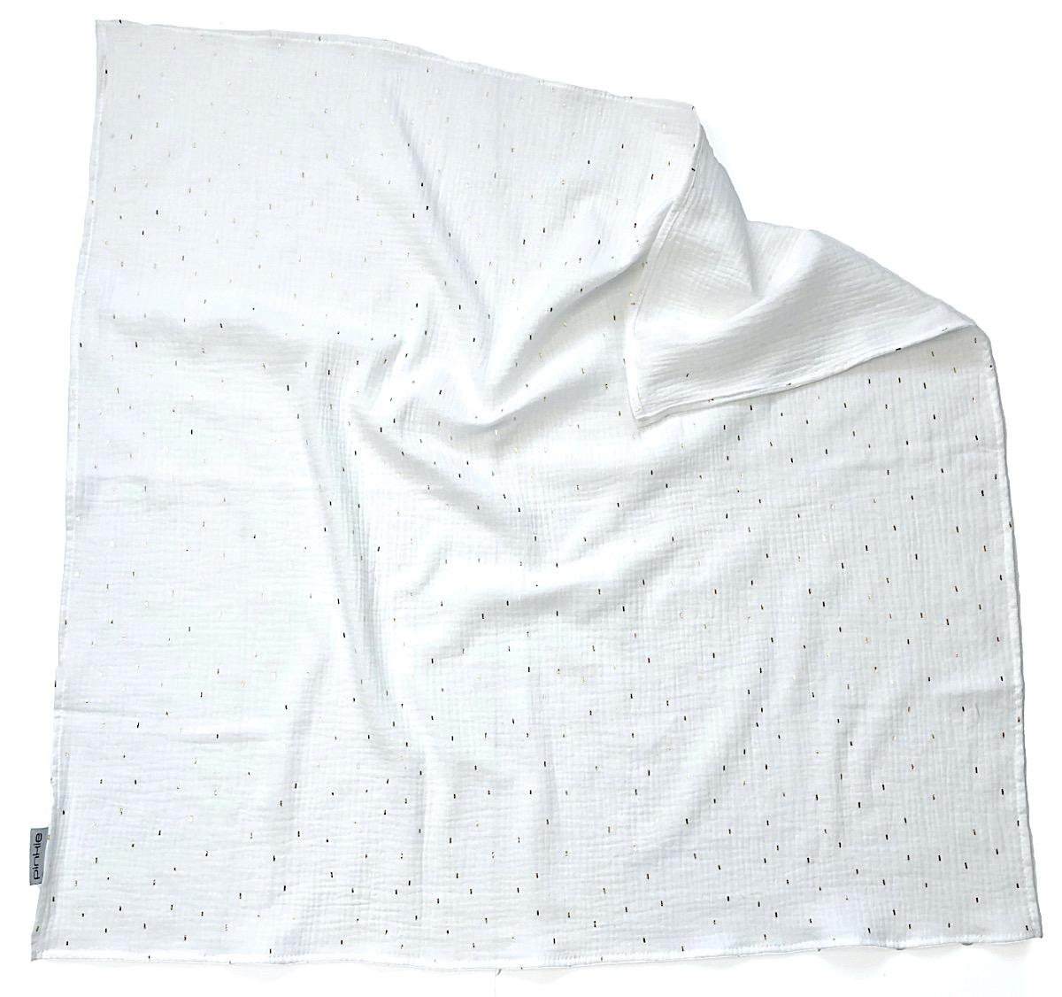 kliknutít zobrazíte maximální velikost obrázku veľká plienka Pinkie Muslin White